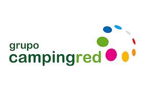 LOGO CAMPING RED