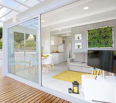 casa prefabricada premium